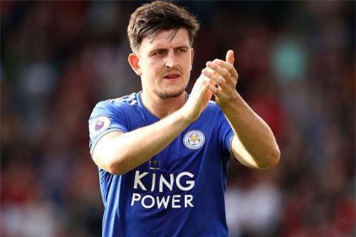 5. Harry Maguire (Leicester City qua Man City hoặc M.U).