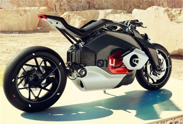 Vision DC Roadster - Ấn tượng xe naked-bike chạy điện của BMW Motorrad - 10