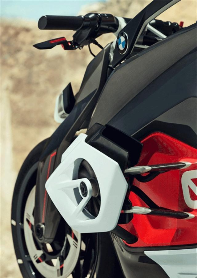 Vision DC Roadster - Ấn tượng xe naked-bike chạy điện của BMW Motorrad - 2