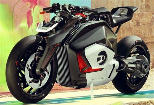Vision DC Roadster - Ấn tượng xe naked-bike chạy điện của BMW Motorrad - 4