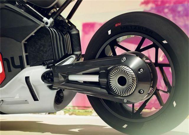 Vision DC Roadster - Ấn tượng xe naked-bike chạy điện của BMW Motorrad - 7