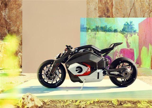 Vision DC Roadster - Ấn tượng xe naked-bike chạy điện của BMW Motorrad - 9