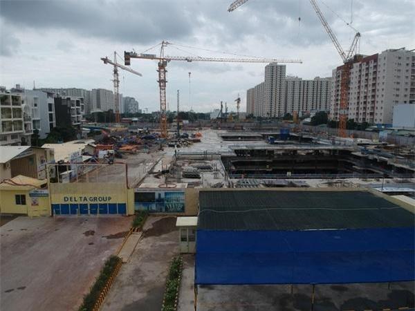 Xử phạt dự án hơn 13.000 căn hộ xây không phép tại Sài Gòn