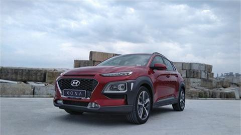 Hyundai Kona hiện là mẫu SUV đô thị cỡ nhỏ ăn khách nhất trên thị trường