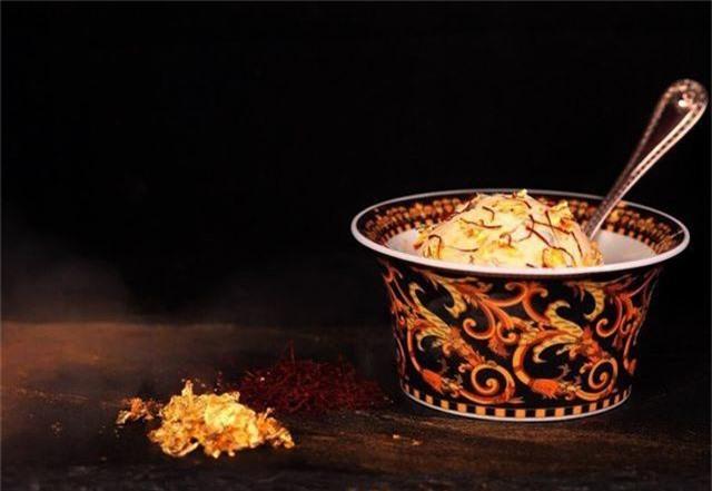 Những món ăn dát vàng siêu xa xỉ ở Dubai