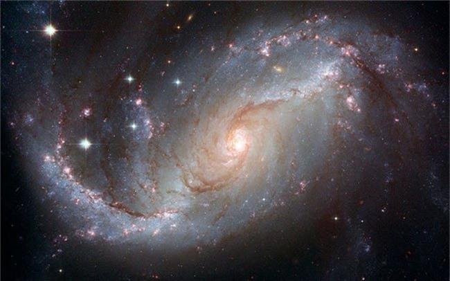 """Thiên hà của chúng ta, dải Ngân Hà, theo người Dogon là """"ranh giới vị trí""""."""
