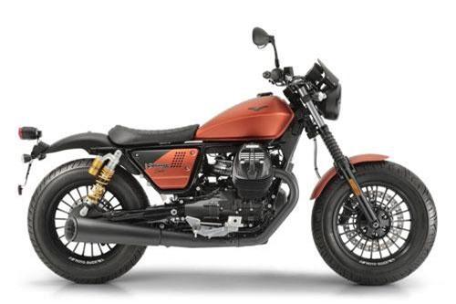 14. Moto Guzzi V9 Bobber Sport 2019.