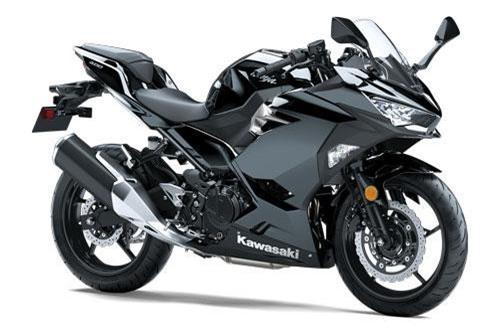 10. Kawasaki Ninja 400 2019 (giá: 6.199 euro).
