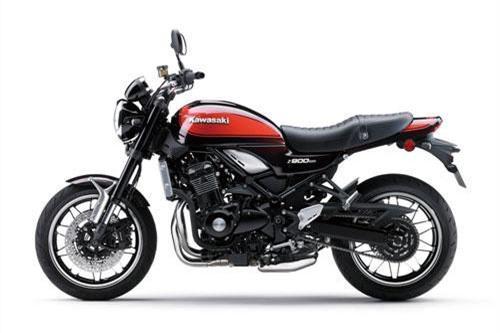 3. Kawasaki Z900RS 2019 (giá: 11.899 euro).