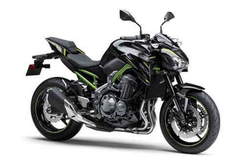 4. Kawasaki Z900 2019 (giá: 9.199 euro).
