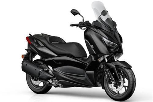 2. Yamaha X-Max 300 2019 (giá: 5.899 euro).