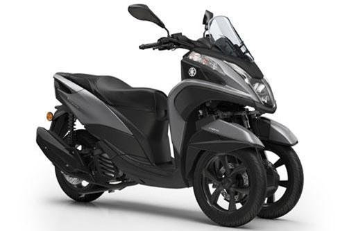 4. Yamaha Tricity 125 2019 (giá: 4.799 euro).