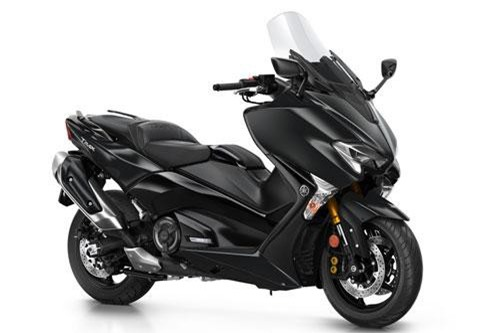 6. Yamaha Tmax SX 2019 (giá: 12.499 euro).