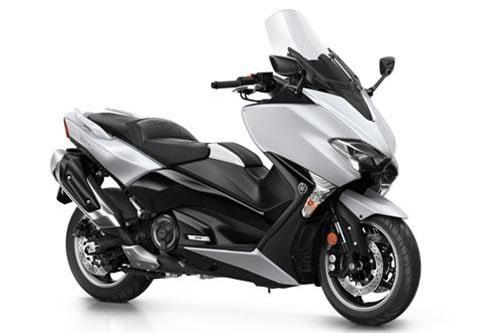 7. Yamaha Tmax DX 2019 (giá: 13.399 euro).