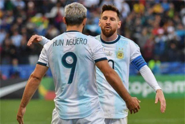 Messi nhận thẻ đỏ, Argentina nhọc nhằn giành hạng ba Copa America - 1