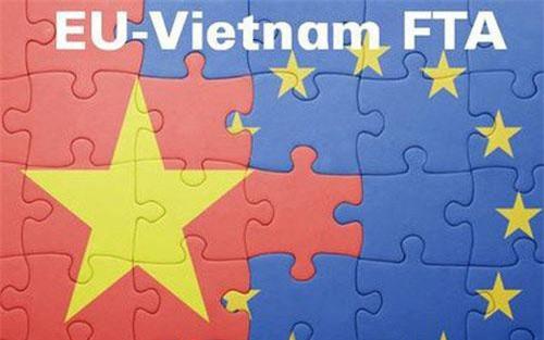 Dự kiến, EU sẽ xóa bỏ thuế nhập khẩu đối với khoảng 85,6% số dòng thuế, tương đương 70,3% kim ngạch xuất khẩu của Việt Nam sang EU trong thời gian tới.