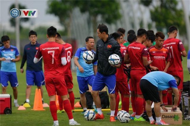 U23 Việt Nam đầy đủ quân số, HLV Park Hang Seo tìm kiếm nhân tố mới - Ảnh 4.