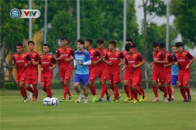 U23 Việt Nam đầy đủ quân số, HLV Park Hang Seo tìm kiếm nhân tố mới - Ảnh 5.