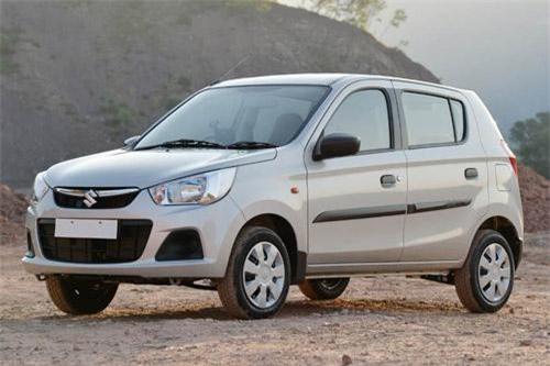 Maruti Suzuki Alto (doanh số: 18.733 chiếc).