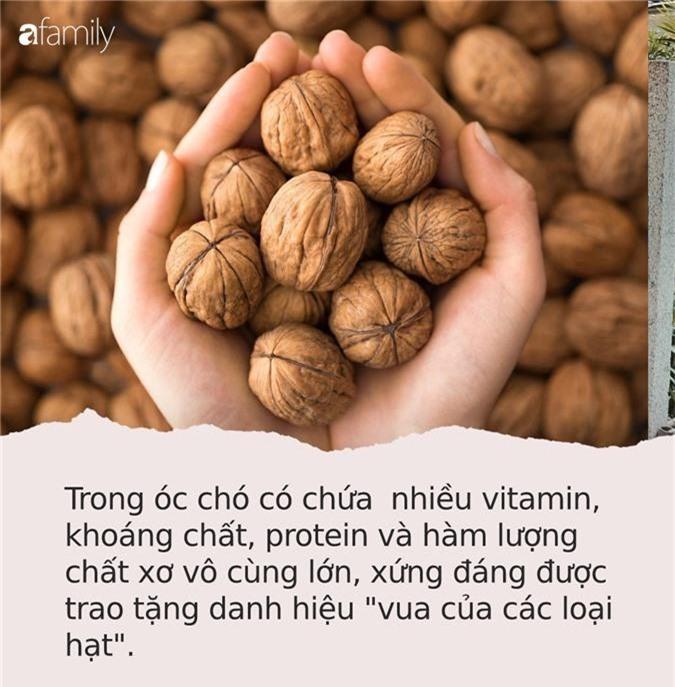 Loại hạt được mệnh danh là 'vua các loại hạt', ăn nhiều giúp hạ huyết áp, bảo vệ tim mạch lại kéo dài tuổi thọ - Ảnh 1.