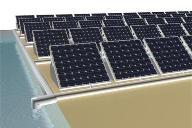 Pin năng lượng mặt trời mới tạo ra điện và nước sạch - 1