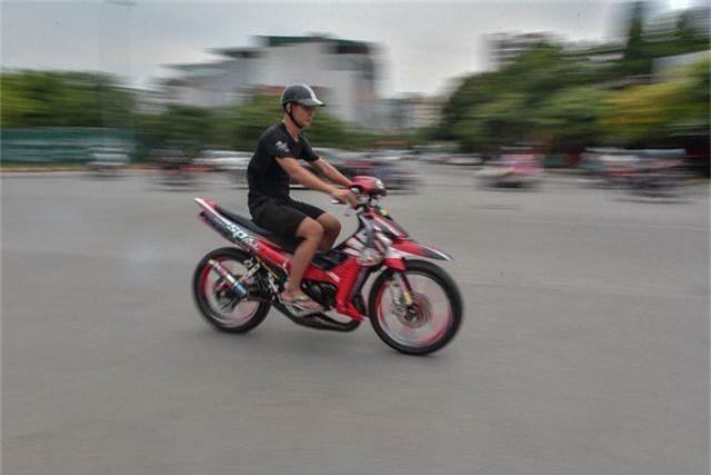 Huyền thoại RGV của dân chơi xe Hà Nội - 13