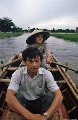 Lang ngam ve dep moc cua Tam Coc - Bich Dong nam 1991-Hinh-2