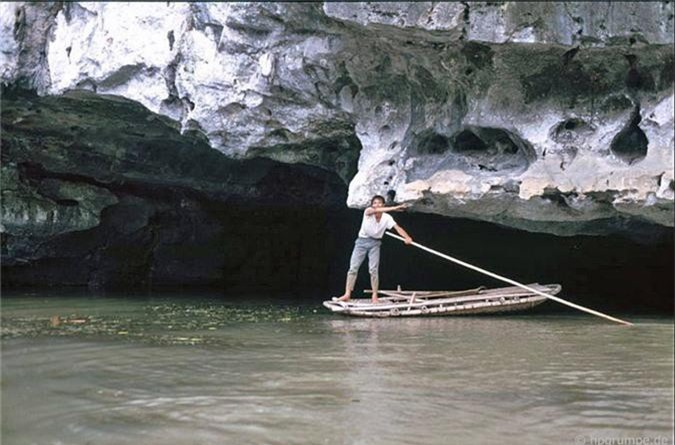 Lang ngam ve dep moc cua Tam Coc - Bich Dong nam 1991-Hinh-4