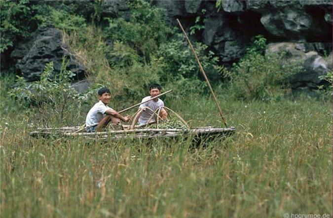 Lang ngam ve dep moc cua Tam Coc - Bich Dong nam 1991-Hinh-5