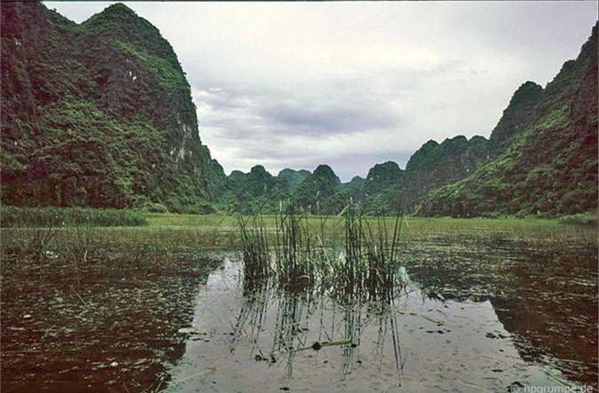 Lang ngam ve dep moc cua Tam Coc - Bich Dong nam 1991-Hinh-6