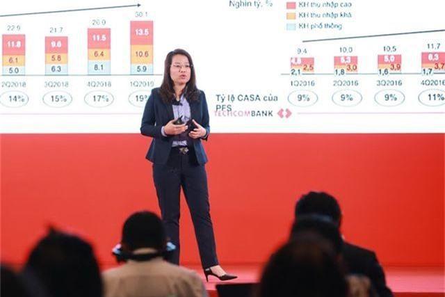 Quý I/2019: Tehcombank đạt lợi nhuận kỷ lục 2,6 nghìn tỷ đồng - 1