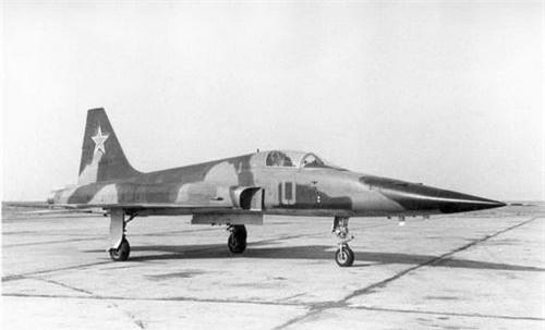 Tiêm kích F-5E Việt Nam chuyển giao cho Liên Xô. Ảnh: Sputnik.