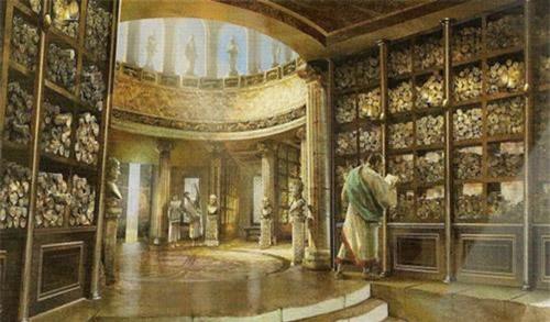 """Vì sao Julius Caesar cả gan thiêu rụi """"kho tàng kiến thức"""" nhân loại?"""