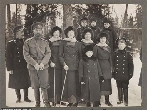 Tiết lộ sốc về gia tộc Sa hoàng Nga trước khi diệt vong