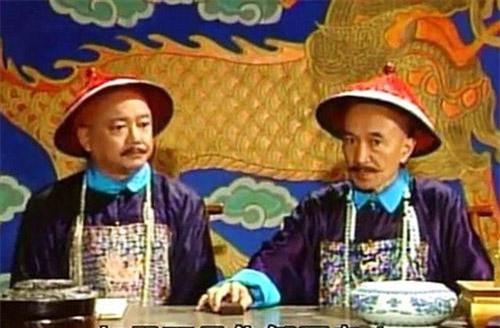 Hòa Thân - Lưu Dung. (Ảnh minh họa).