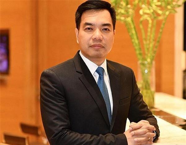 TS Mạc Quốc Anh - Phó Chủ tịch kiêm Tổng Thư ký.