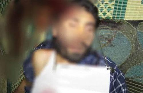 Thi thể tên Thabit Sobhi Fahd Al-Ahmad (Ảnh: SDF)