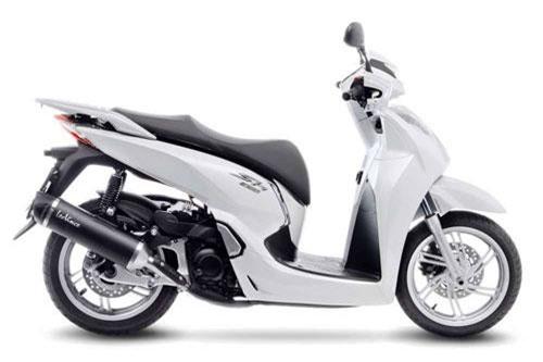 Honda SH300i 2019 phiên bản tiêu chuẩn.