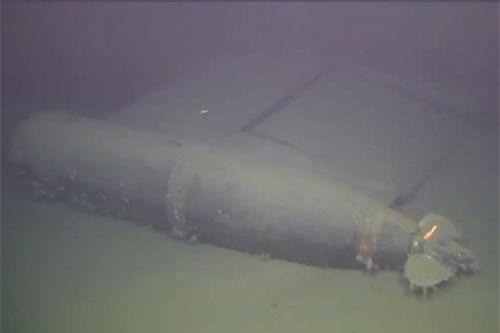 Clip: 'Đột nhập' tàu ngầm hạt nhân Liên Xô sau 30 năm dưới đáy biển