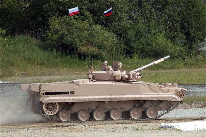 Them thuong dan xe thiet giap BMP-3 Nga san xuat cho Iraq-Hinh-4