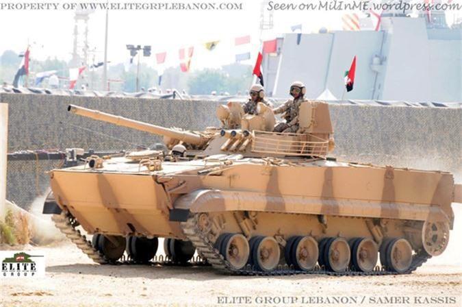 Them thuong dan xe thiet giap BMP-3 Nga san xuat cho Iraq-Hinh-5
