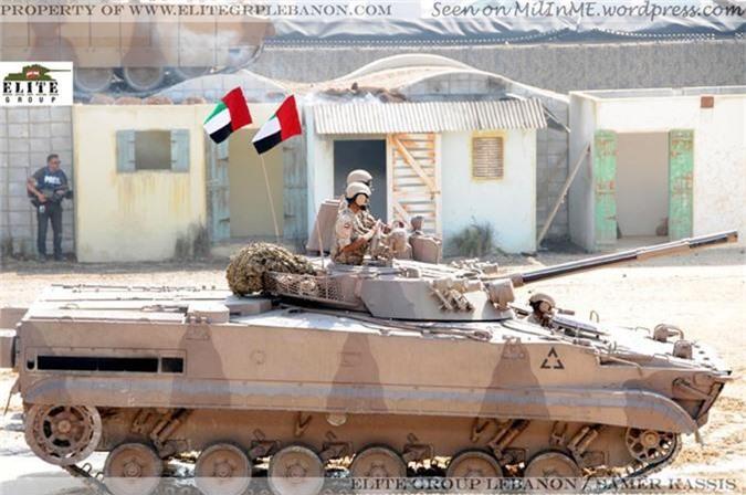 Them thuong dan xe thiet giap BMP-3 Nga san xuat cho Iraq-Hinh-6