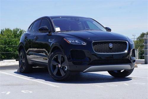 Bảng giá xe Jaguar tháng 7/2019