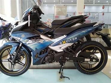 Yamaha Exciter 150 2019 giảm giá mạnh, đánh 'phủ đầu' Honda Winner X