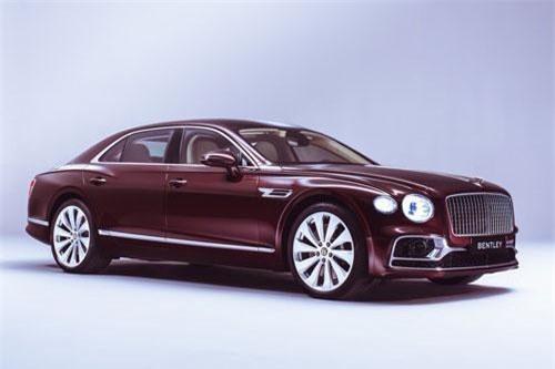 Bentley Flying Spur 2020 (vận tốc tối đa: 333 km/h).