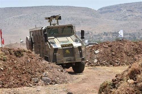 FSA sản xuất thành công xe bọc thép chở quân đầu tiên tại Syria