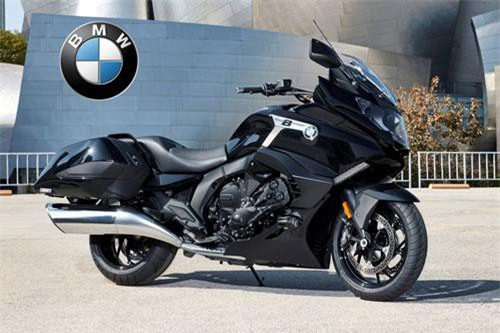7. BMW K1600B 2019 (giá: 23.700 euro).