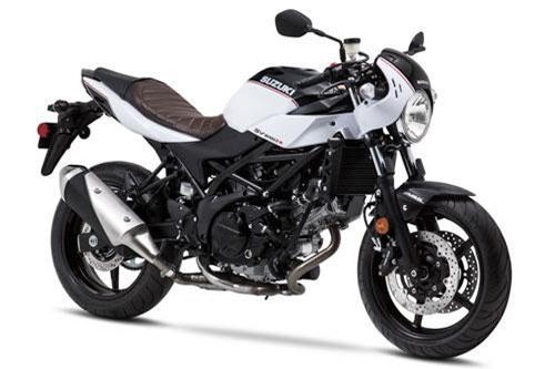9. Suzuki SV650X 2019 (giá khởi điểm: 8.399 USD).
