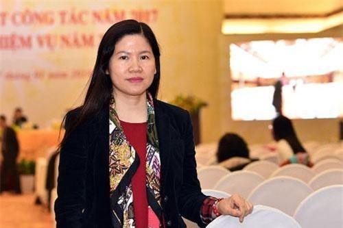 Phó Chủ nhiệm Văn phòng Chính phủ Mai Thị Thu Vân. Ảnh VGP/Nhật Bắc.