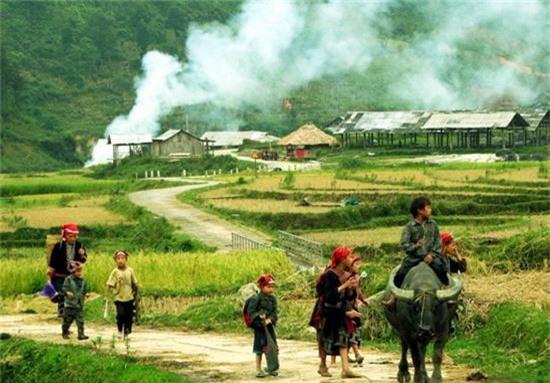 10 làng quê Việt Nam đẹp như miền cổ tích - 5